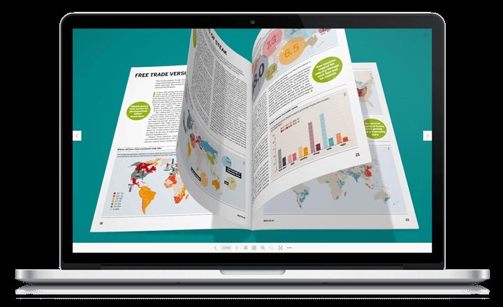 3D Flipbook WordPress
